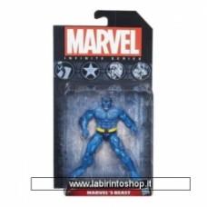 Marvel avengers infinite 3.75 inch action figure Blue Beast