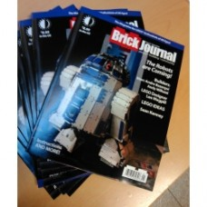 Brick Journal - The magazine for Lego