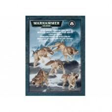 Warhammer 40.000 - Branco di Lupi Fenrisiani dei Lupi Siderali