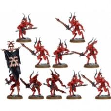 Warhammer - Bloodletters of Khorne