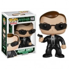 The Matrix Pop Vinyl Figure - Agent Smith