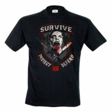 Walking Dead - Survive Protect Defend -T-Shirt