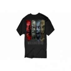The Walking Dead T-shirt Walker Panels