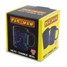 Pac-Man Color-Changing Tazza