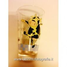 Bicchiere Mila Mucca