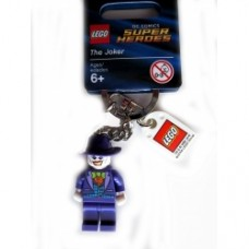 LEGO Super Heroes - Il Joker Portachiavi