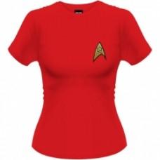 Star Trek - Ops T-Shirt donna