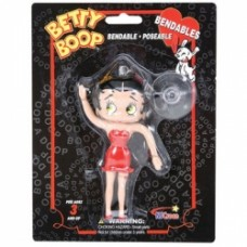 Betty Boop Bendable Poseable