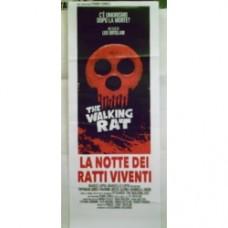 Poster La Notte dei ratti Viventi