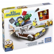 Mega Bloks - Minions Station Wagon