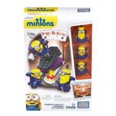 Mega Bloks Minions SORPRESA AL VAMPIRO