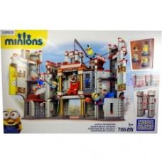 Mega Bloks - Minions Il Castello delle Avventure