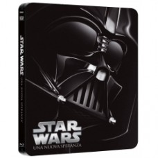 Star Wars - Episodio IV - Una Nuova Speranza (Ltd Steelbook)