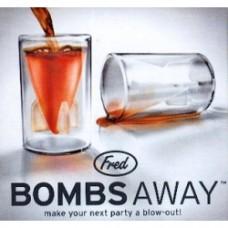 bicchieri da liquore a bomba