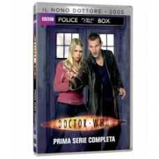 Doctor Who - stagione 01 DVD NUOVA EDIZIONE