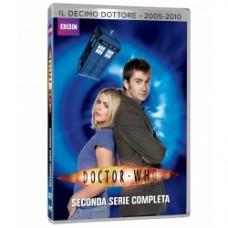 Doctor Who - stagione 02 DVD NUOVA EDIZIONE