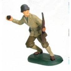 Britains WW2 US Infantry 5