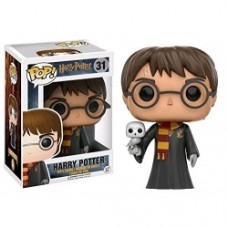 Funko Pop! Movies: Harry Potter - Harry Potter with Hedwig