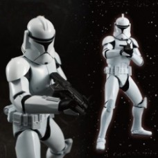 Clone-Trooper 1-10 Premium Figure Star Wars