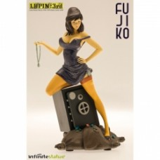 Infinite Statue Lupin III Fujico Statue