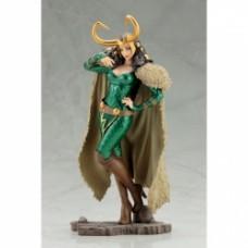 Bishojo Marvel Loki  Statue