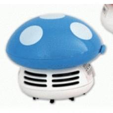aspirabriciole funghetto azzurro