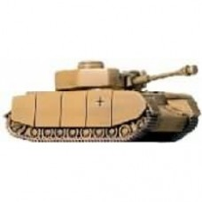 Panzer IV Ausf. G #32 Base Set 1 Singles Axis & Allies Miniatures