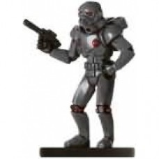 Dark Trooper #31 The Force Unleashed Star Wars Miniatures