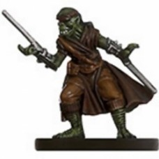 Noghri Commando #28 Legacy of the Force Star Wars Miniatures