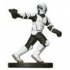 Scout Trooper #33 Rebel Storm Star Wars Miniatures