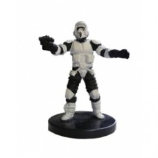 Scout Trooper #19 Imperial Entanglements Star Wars Minis