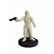 Snowtrooper Commander #22 Imperial Entanglements Star Wars