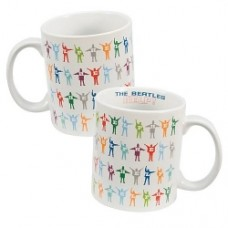 the beatles help mug