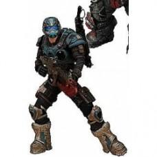 gears of war COG SOLDIER action figure