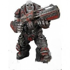 gears of war BOOMERaction figure
