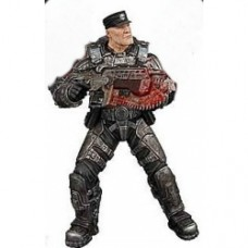 gears of war COLONEL VICTOR HOFFMAN action figure