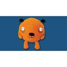 Gus Fink's Puff Dog - Yuki peluche h 15 circa