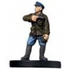 Commissar #03 Base Set 1 Singles Axis & Allies Miniatures
