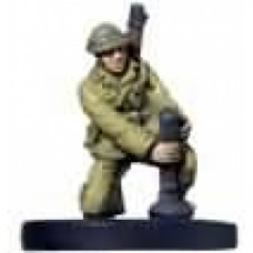 Type 89 Mortar #46 Base Set 1 Singles Axis & Allies