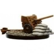 Entrenched Antitank Gun #01 Reserves Axis & Allies