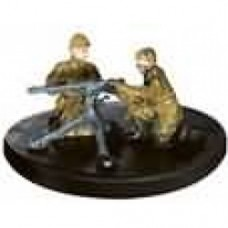 Hotchkiss MG Team #03 Eastern Front 1941-1945 Axis & Allies