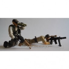 Mega Bloks - Call of duty - Personaggio - One shot and Spotty