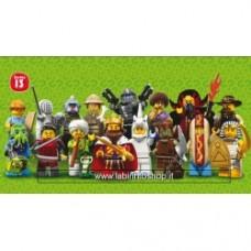 Lego minifigure serie 13 - completa