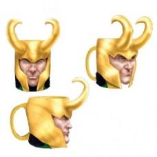 Thor Loki Marvel Molded 16 oz. Mug