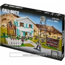 Mega Bloks - Call Of Duty - Nuke Town
