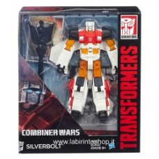 Transformers Generations Combiner Wars Voyager Class Silverbolt Figures