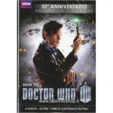 BOX-DOCTOR WHO (50°ANNIV.COLLECTOR'S EDITION)