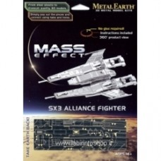 MASS EFFECT SX3 ALLIANCE FIGHTER
