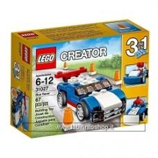 LEGO Creator 31027 - Auto da Corsa, Blu