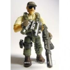 Mega Bloks - Call of duty - Personaggio - Sheepdog